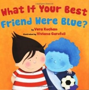 What if your best friend was blue