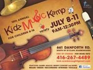 Music Kamp