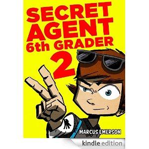 secret agent 6 grader
