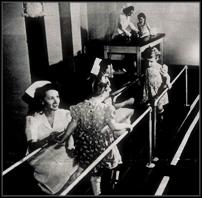 Children with polio