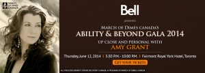 Bell presents March of Dimes Canada's Ability and Beyond Gala