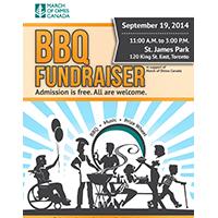 MODC BBQ Fundraiser September 19 2014