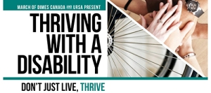 Thriving with a Disability Calgary Conference October 15 2014