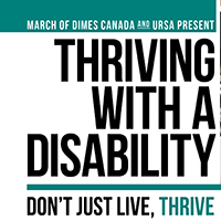 Thriving with a Disability Conference