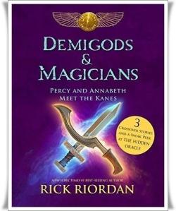Demigods and Magiciansf