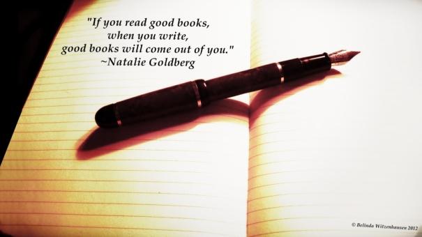 Natalie Goldberg Quote Wallpaper