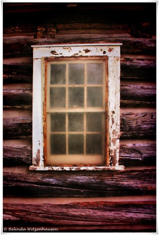 Log Cabin Story Prompt
