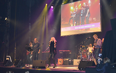 Rock for Dimes Montreal November 2019