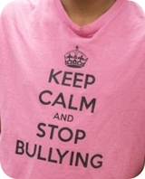 Pink Shirt for bullyjng-f